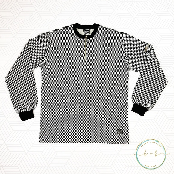 0284e4aa650e5c Versace Shirts | Vintage 90s Checkered Shirt Medusa Emblem | Poshmark